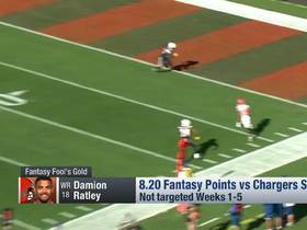Watch: Players to avoid on the waiver wire in Week 7 | NFL Fantasy Live