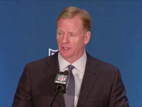 Watch: Goodell: Inglewood stadium will set a 'new standard' for stadiums
