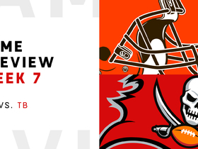 Watch: Browns vs. Buccaneers Week 7 preview | Baldy's Breakdown