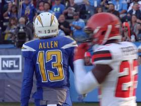 Watch: Keenan Allen's growth into a top WR | NFL Films Presents