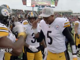 Watch: Mic'd Up: Sounds of the week