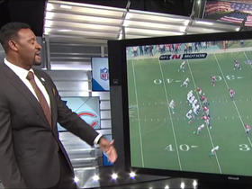 Watch: McGinest explains how Patriots can attack Bears defense