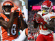 Watch: Who will have a bigger game: A.J. Green or Tyreek Hill?
