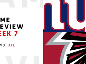 Watch: Giants vs. Falcons Week 7 preview | Pro Football Focus