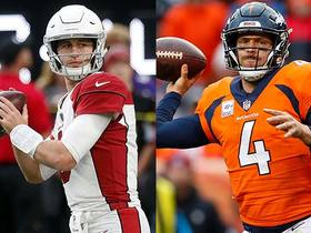 Watch: Soul & Science: Josh Rosen vs. Case Keenum