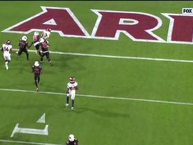 Watch: Lindsay breaks through defense for another TD