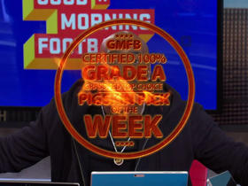 Watch: GMFB's Week 7 picks