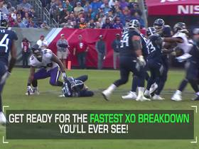 Watch: Behind O-Line: Analyzing each of the 11 sacks the Titans allowed vs. Ravens