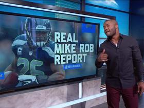 Watch: Michael Robinson: Saquon is my pick for Rookie of the Year so far