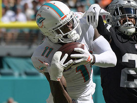 Watch: Pelissero: Dolphins seeking third-round pick for DeVante Parker