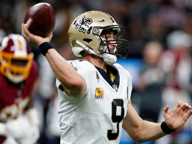 Watch: Game Theory: Brees has the advantage vs. Ravens' elite blitz