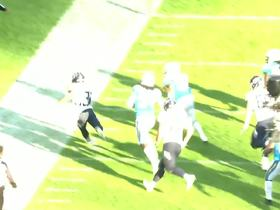 Watch: Dion Lewis bounces off defenders for dramatic run