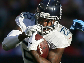 Watch: Derrick Henry goes untouched into the end zone