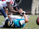 Watch: Bortles fumbles diving for first down, Clowney recovers for Texans