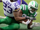 Watch: Chris Herndon snatches first TD for the Jets