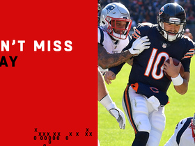 Watch: Can't-Miss Play: Trubisky covers over 70 YARDS on TD