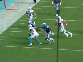 Watch: Golden Tate takes the end around for a huge 30-yard gain