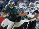 Watch: Panthers recover fumble to seal win over Eagles