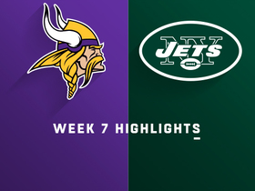 Watch: Vikings vs. Jets highlights | Week 7