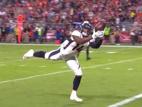 Watch: Watch Emmanuel Sanders hit Sutton on a trick play TD in 360 | True View
