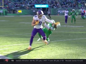 Watch: Highlights from Adam Thielen's history-making 100-yard game | Week 7