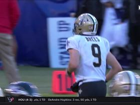 Watch: Drew Brees joins the 500 TD club
