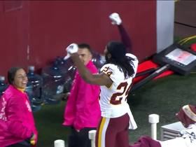 Watch: Maher's would-be game-tying FG hits off uprights