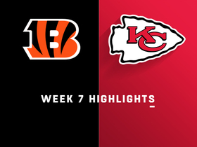 Watch: Bengals vs. Chiefs highlights | Week 7