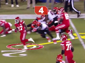 Watch: NFL-N-Motion: Kareem Hunt shows off his moves