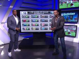 Watch: When will Rams lose first game? Deion, Shannon debate