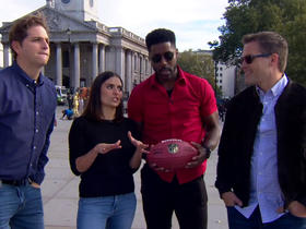 Watch: Layla Anna-Lee shares the history of American football in London