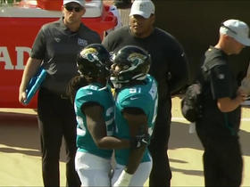 Watch: Rapoport: Jaguars experience volatility in locker room after Week 7 loss