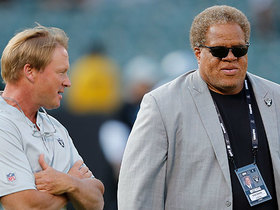 Watch: Wyche: Clear Gruden wants to trade 'every' player McKenzie drafted