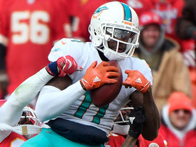 Watch: Pelissero: Dolphins may have 'no choice' but to play DeVante Parker