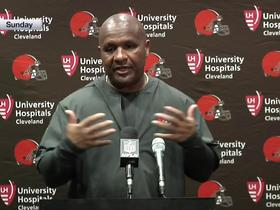 Watch: Hue Jackson reiterates his thoughts on Browns' play-calling