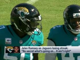 Watch: Rapoport explains context behind Ramsey's comments after loss to Texans