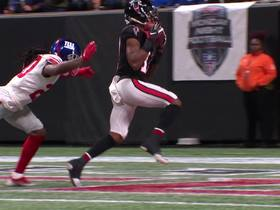 Watch: Matt Ryan AIRS it out to Marvin Hall for 47-yard TD