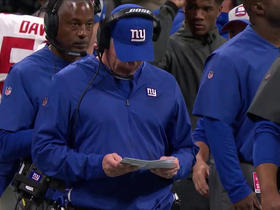 Watch: Should the Giants have gone for the late two-point conversion?
