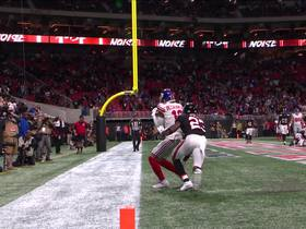 Watch: Go inside Eli's helmet as he finds Odell for TD | True View