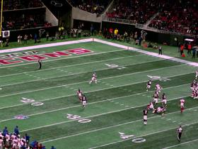 Watch: See Tevin Coleman's TD burst in 360 | True View