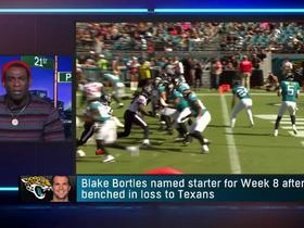 Watch: Deion Sanders on Blake Bortles: They have to start him