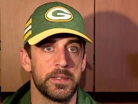 Watch: Aaron Rodgers: 'This is an important stretch in our season'