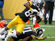 Watch: Roethlisberger sneaks pass to A.B. for TD