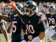 Watch: Mitch Trubisky runs in TD on QB keeper