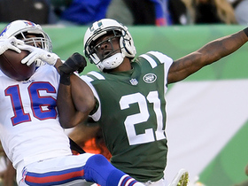 Watch: Foster is over 100 receiving yards after 43-yard catch