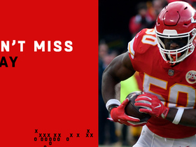 Watch: Can't-Miss Play: Justin Houston comes out of nowhere for clutch INT
