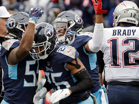 Watch: Logan Ryan denies first down with clutch pass breakup