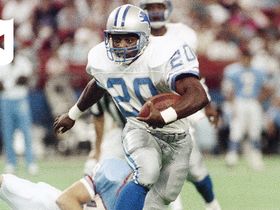 Watch: This Day in History: Barry Sanders sets career-high in rush yards