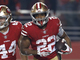 Watch: Breida hauls in 11-yard touchdown catch