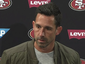 Watch: Kyle Shanahan on loss: 'We had every opportunity'